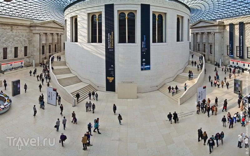Британский музей. Лондон / Фото из Великобритании