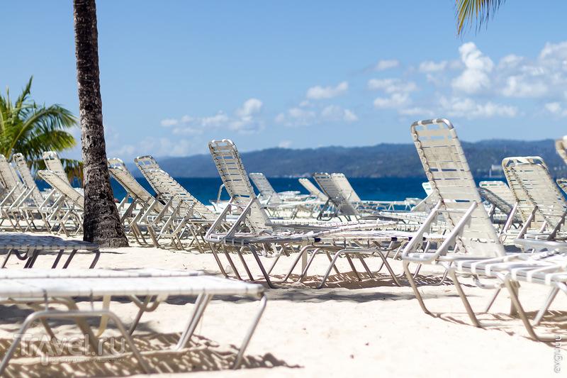 Пляжные курорты Доминиканы / Фото из Доминиканской Республики