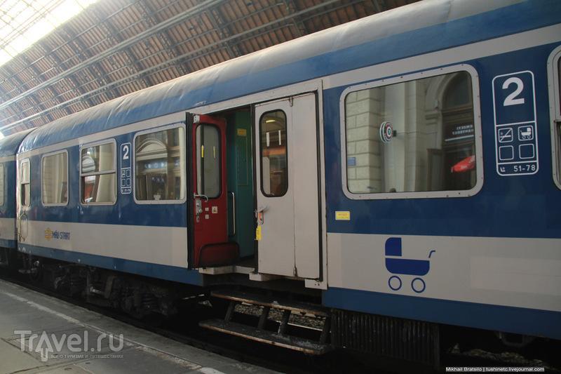 Вокзал Келети в Будапеште / Венгрия