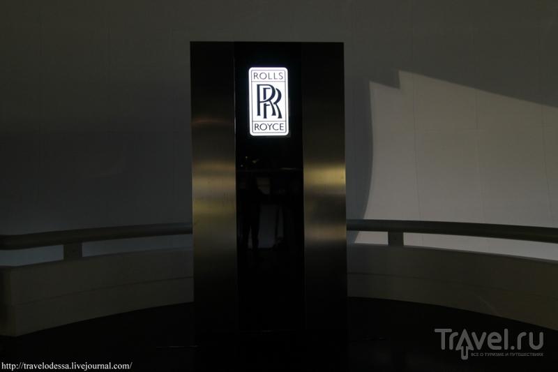 Выставка Роллс-Ройсов в музее БМВ. Мюнхен, Германия / Германия