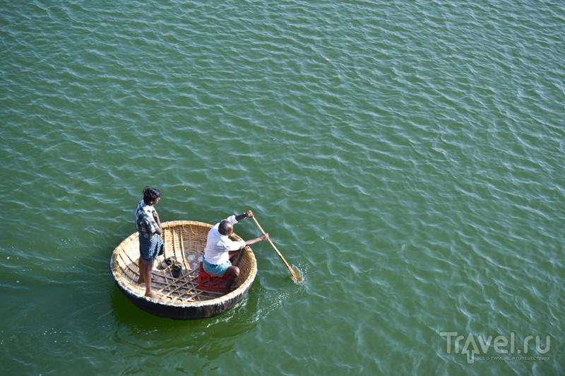 Озеро Кишкинда. Индия / Индия