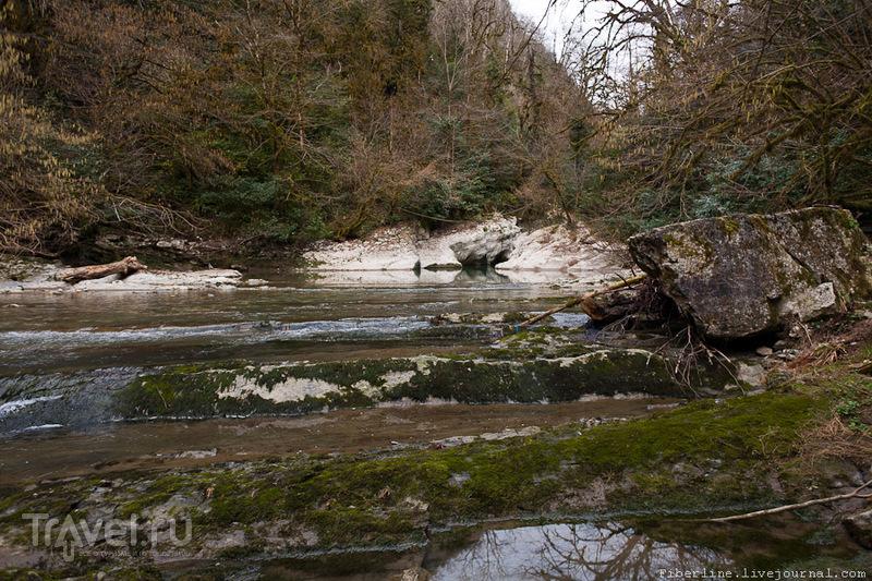 Неудачное жертвоприношение на реке Большая Хоста / Россия