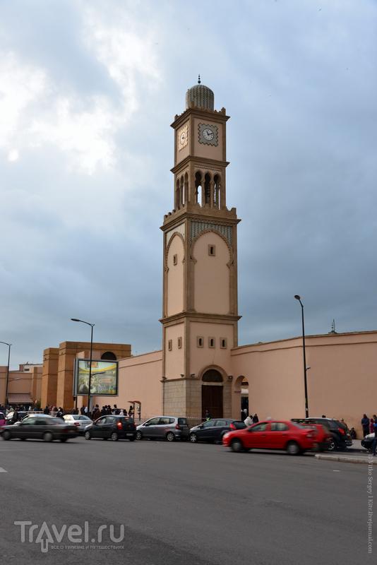 Медина Касабланки. Маррокко / Фото из Марокко