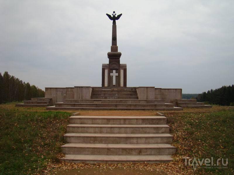 По следам отступающего Наполеона / Белоруссия