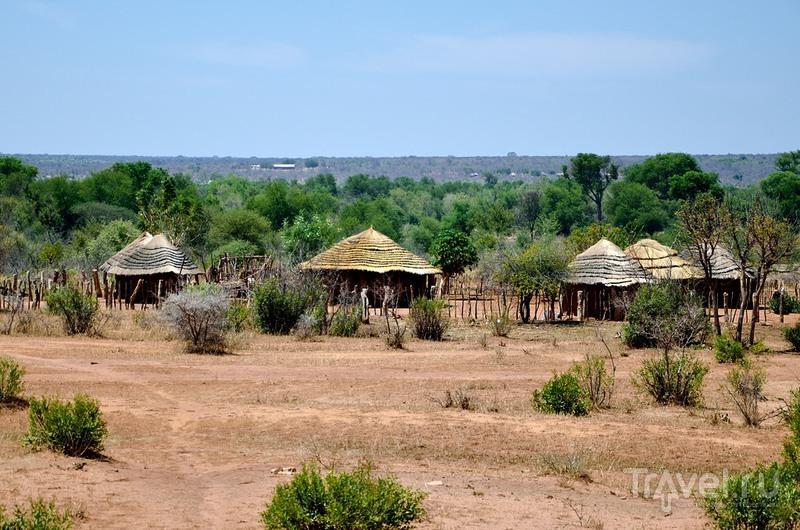 Экстремальная поездка по Ботсване / Ботсвана