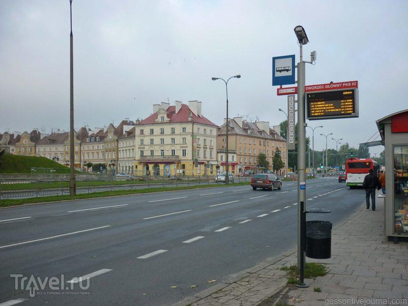 Словакия, Польша, Белоруссия, Россия. / Польша