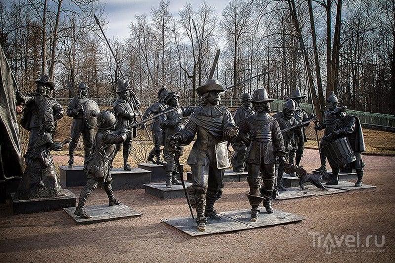 Пушкин. Задворки Царского Села / Россия