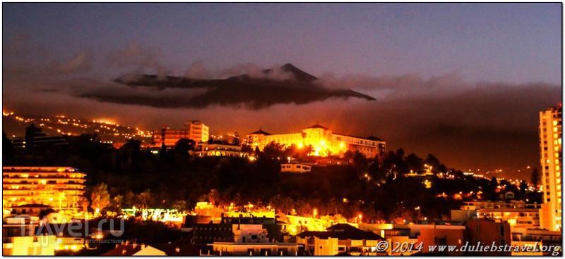 Пуэрто-де-ла-Круз или как это жить на вулкане? Тенерифе, Испания