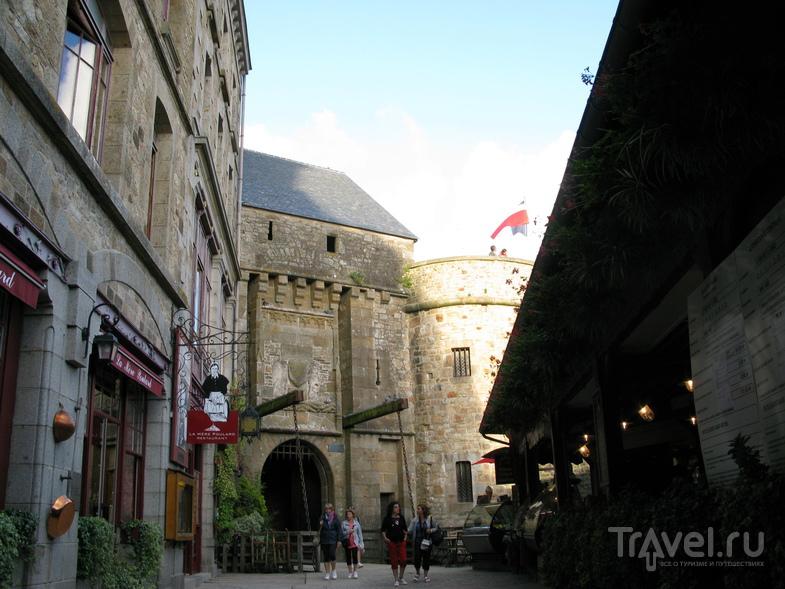 Мон-Сен-Мишель. Нормандия, Франция / Франция