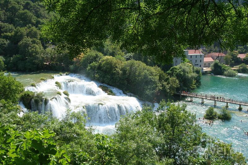Хорватия 2010. Крка / Хорватия