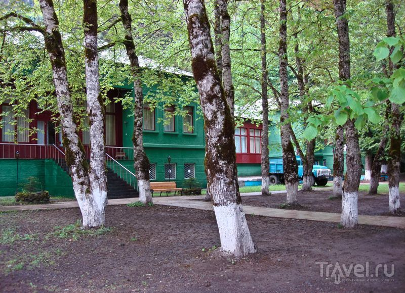 Абхазия. Дача вождя / Абхазия