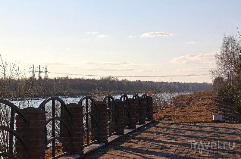 Дубна. Иваньковская ГЭС / Фото из России