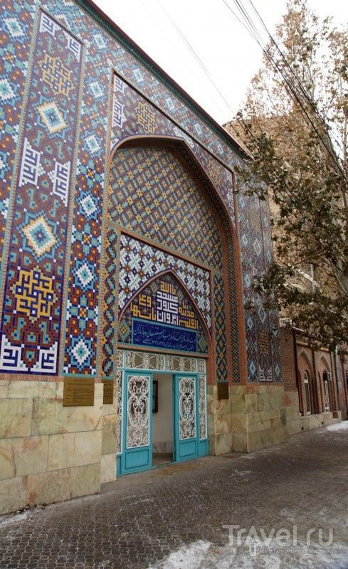 Голубая мечеть. Ереван, Армения / Армения