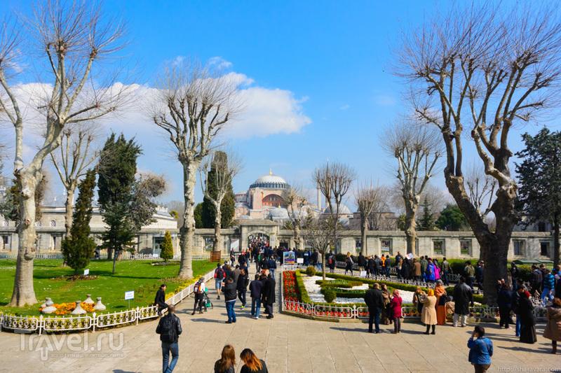Один день в Стамбуле / Турция