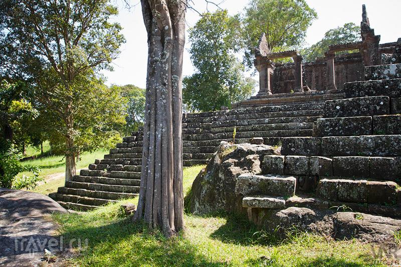 Храм Преа Вихеар. Камбоджа / Фото из Камбоджи