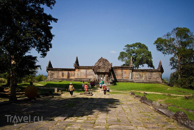 Храм Преа Вихеар (Preah Vihear). Камбоджа / Фото из Камбоджи