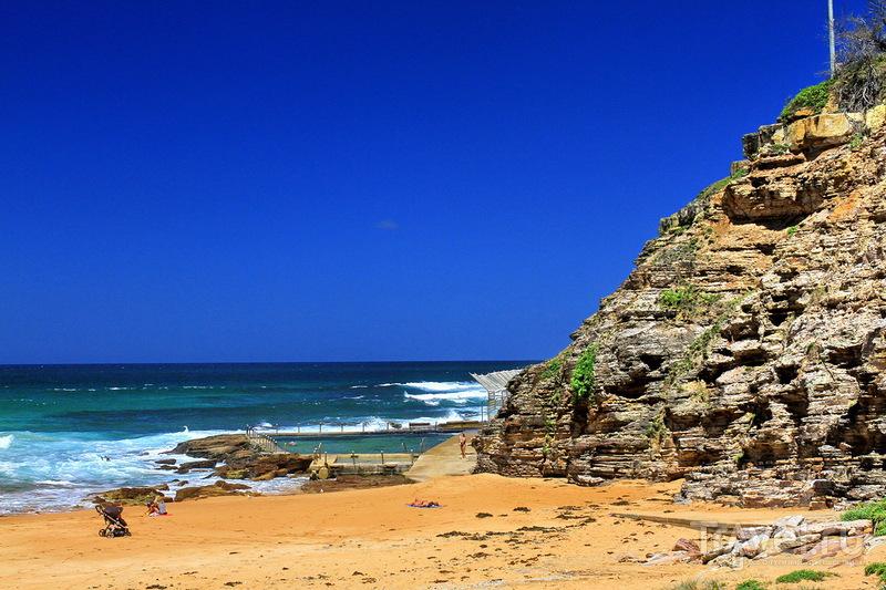 Северные пляжи Сиднея / Фото из Австралии