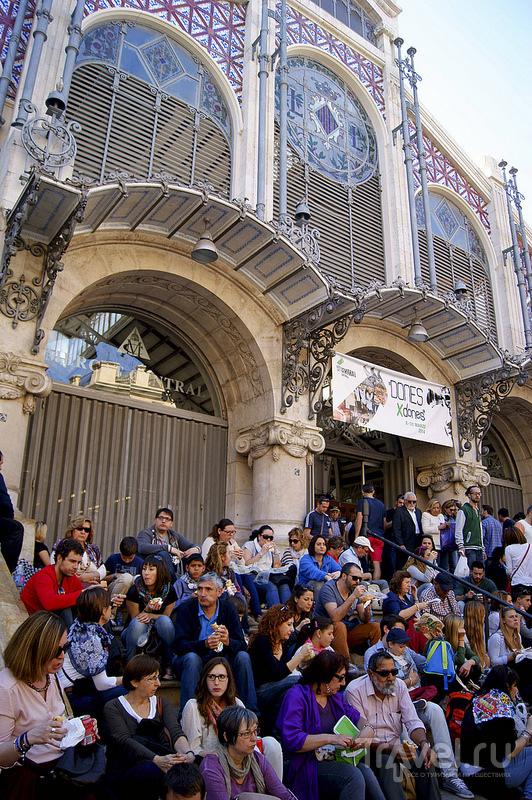 Прогулка по праздничной Валенсии / Испания