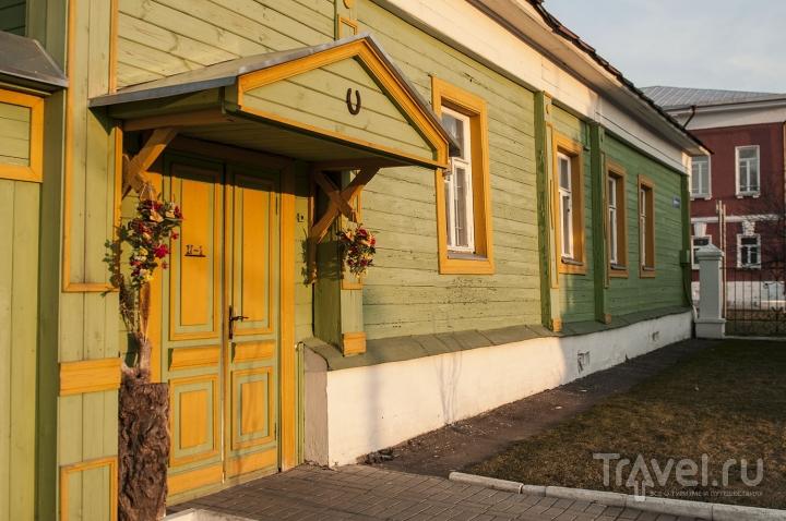 Город Коломна, Московская область / Россия