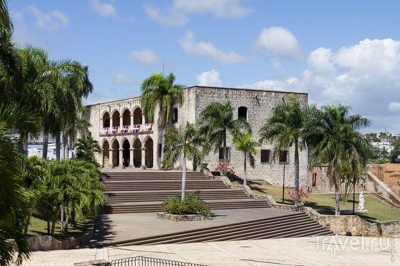 Доминикана. Бока-Чика, маяк Колумба, Алькасар-де-Колон / Фото из Доминиканской Республики