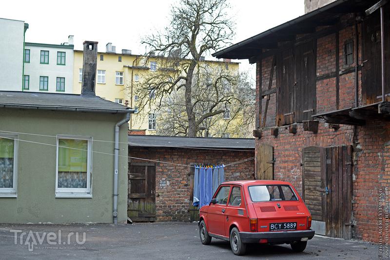 Спящий Быдгощ 2014 / Фото из Польши