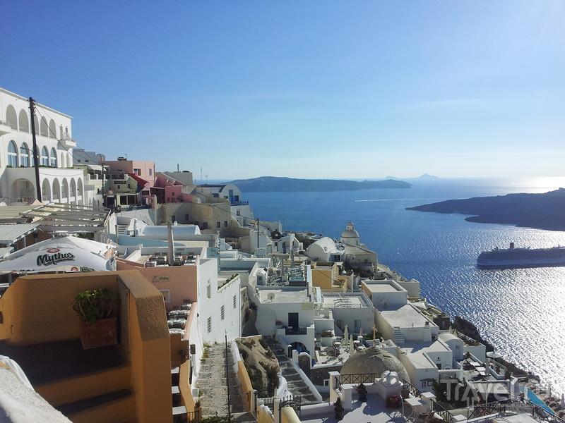 Греция. Санторини / Греция