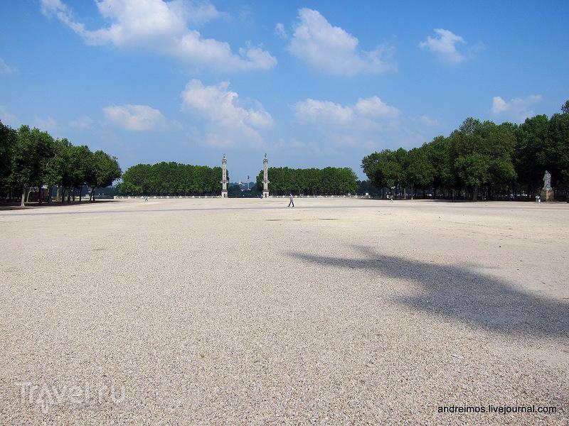 Площадь Кенконс (Place des Quinconces) / Фото из Франции