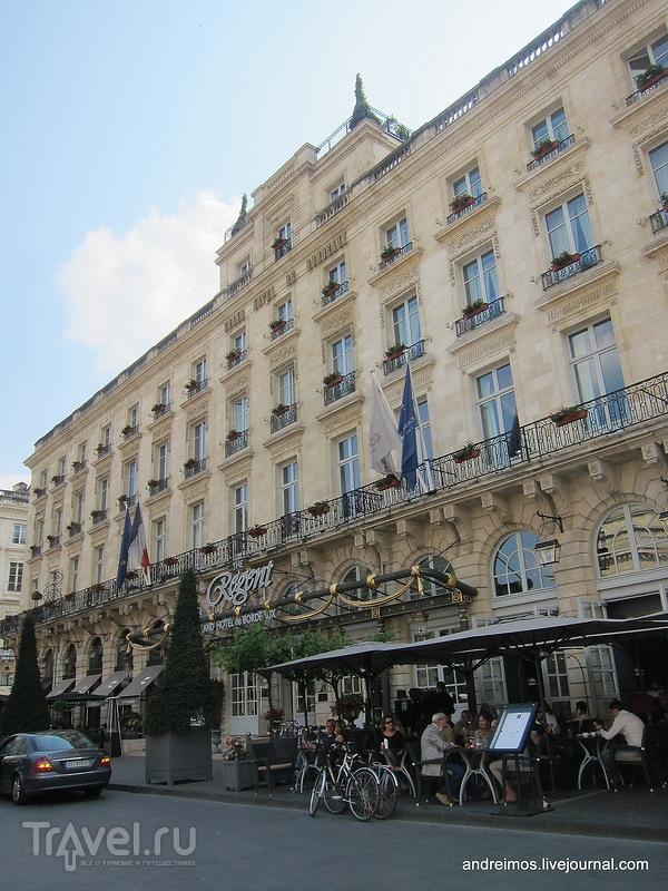 """Гранд Отель"" (Grand Hotel) / Фото из Франции"