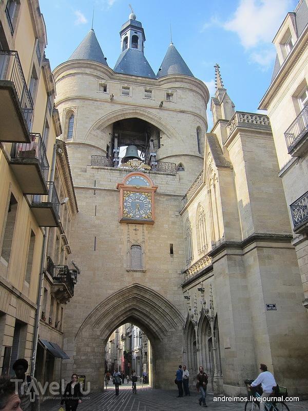 Большой колокол (Grosse cloche) / Фото из Франции