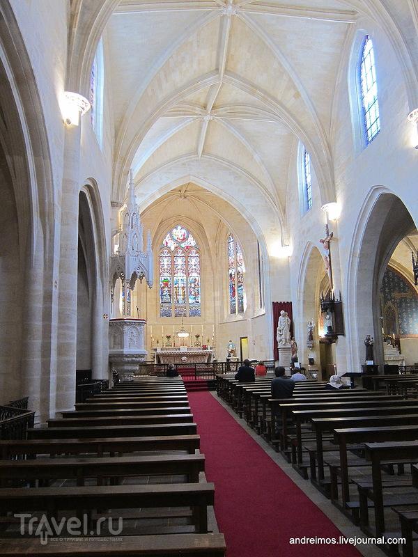 Церковь Св.Элигия (Église Saint-Éloi)  / Фото из Франции