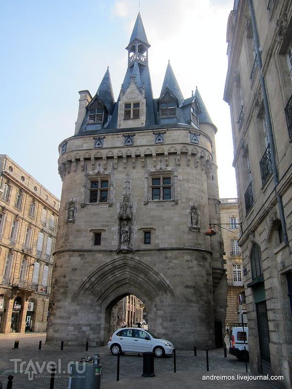 Ворота Кайо (Porte Cailhau)  / Фото из Франции