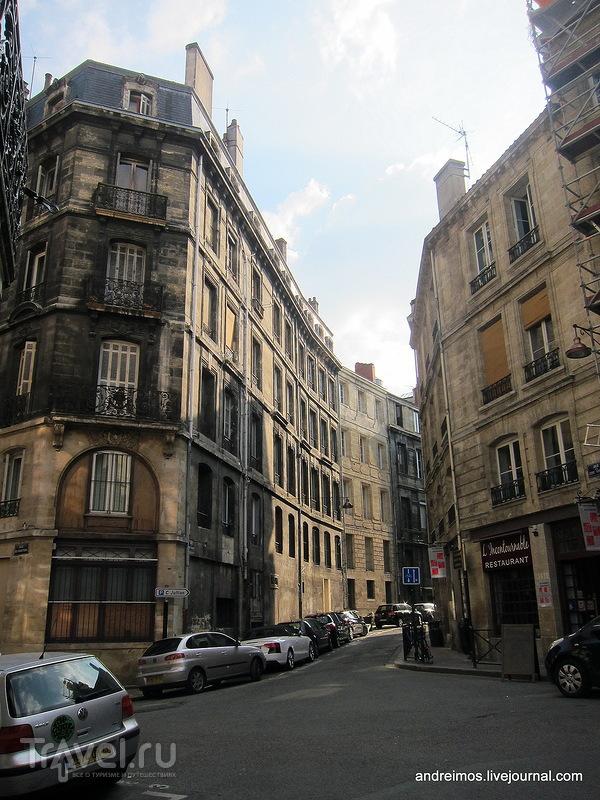 Улица Серф Волан (Rue du Cerf Volant) / Фото из Франции