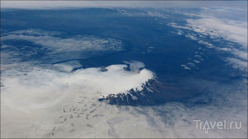 Пролетая над Исландией / Исландия