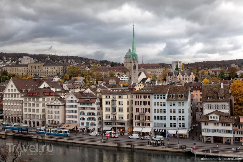 Цюрих. Один день / Швейцария