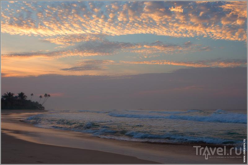 В представлении многих людей Шри-Ланка - райский уголок для пляжного отдыха. И они отчасти правы / Шри-Ланка