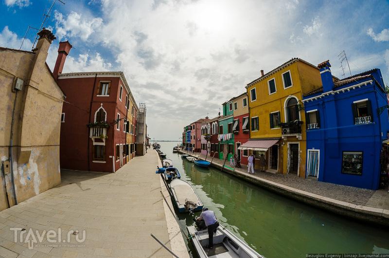 Бурано / Фото из Италии