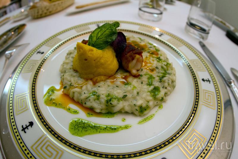 Ресторан Bracali: высокая кухня в тьмутаракани / Италия