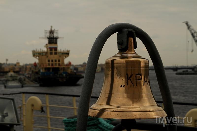 "Экскурсия на Ледокол ""Красин"" / Россия"