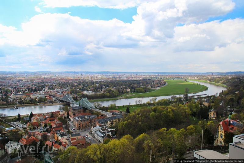 Высотный Дрезден / Фото из Германии
