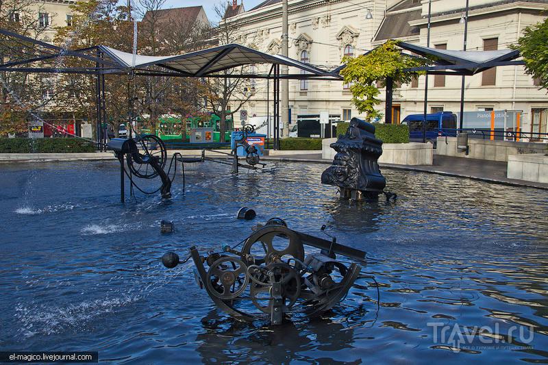 Прогуляемся по Базелю / Фото из Швейцарии