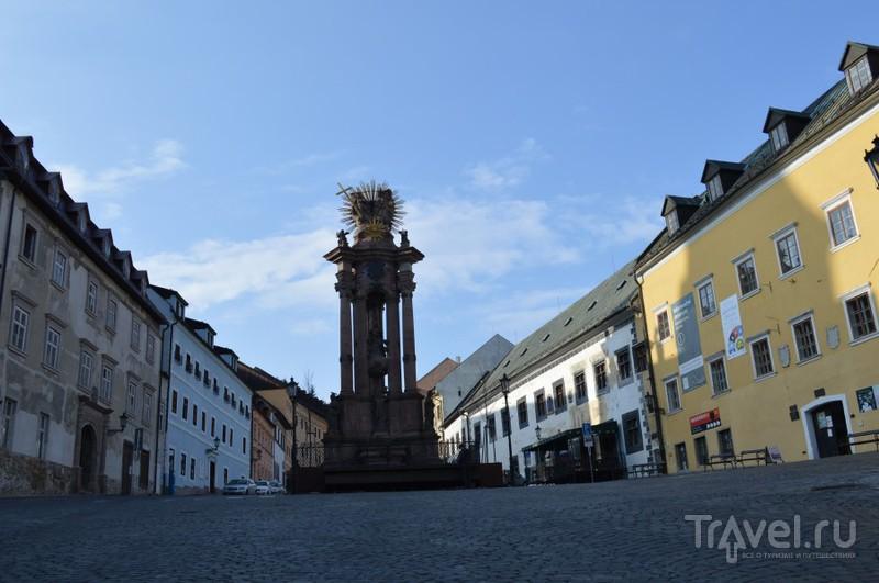 Лучший город Словакии: Банска Штьявница / Словакия