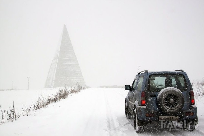 Путешествие к Пирамиде / Россия