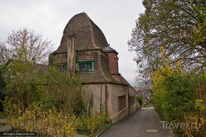 Гётеанум - вселенная в архитектуре. Наследие Гёте и Блаватской / Фото из Швейцарии