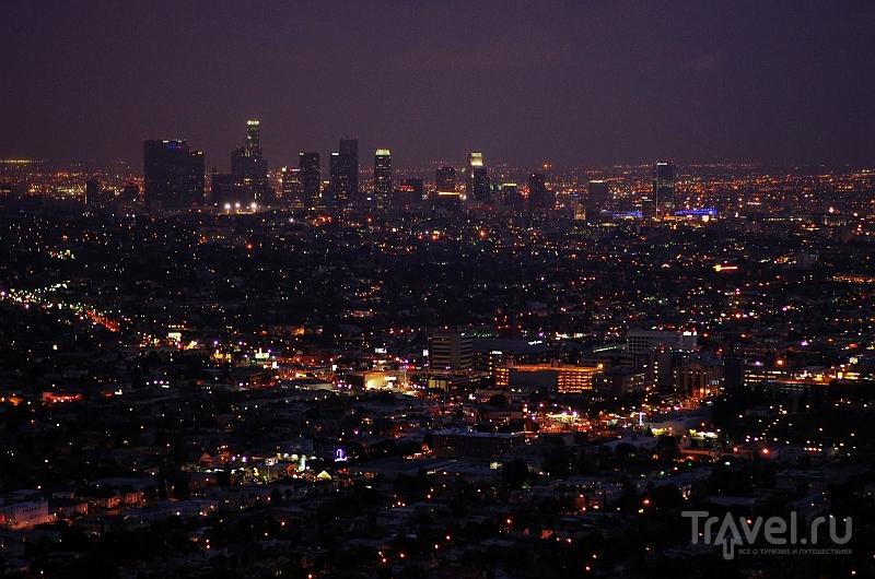 День в Лос-Анджелесе / США