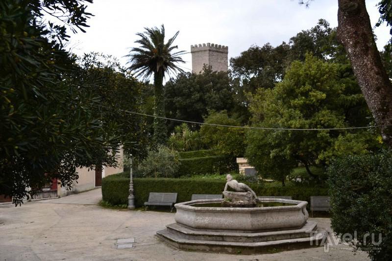 Такая разная Сицилия: Эриче / Италия
