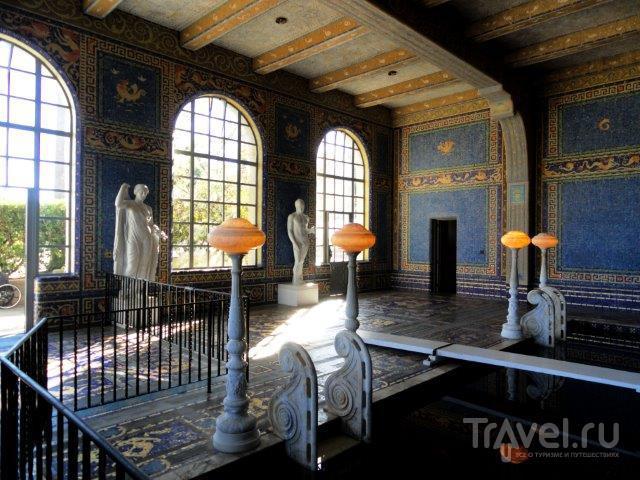 Замок Херста (Hearst Castle) / США