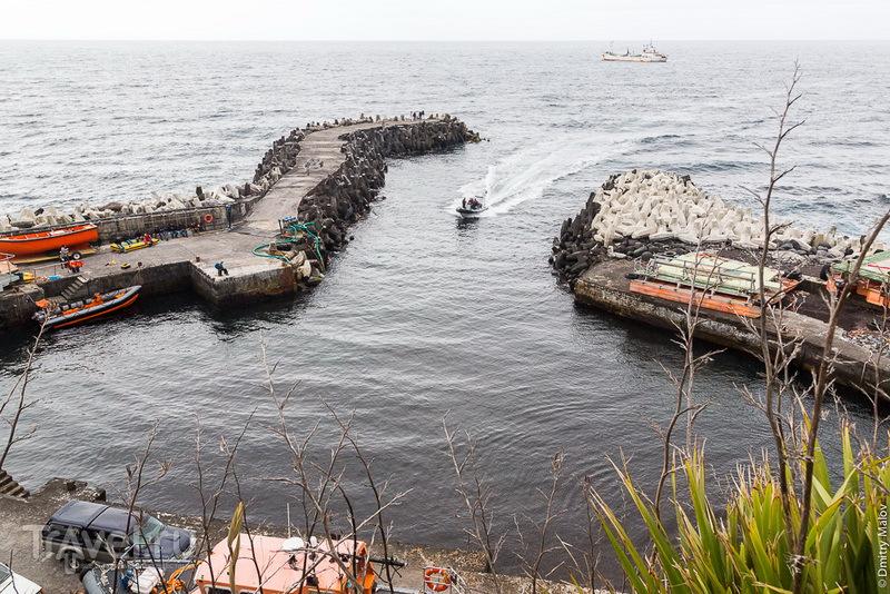 Calshot Harbour / Фото с острова Святой Елены