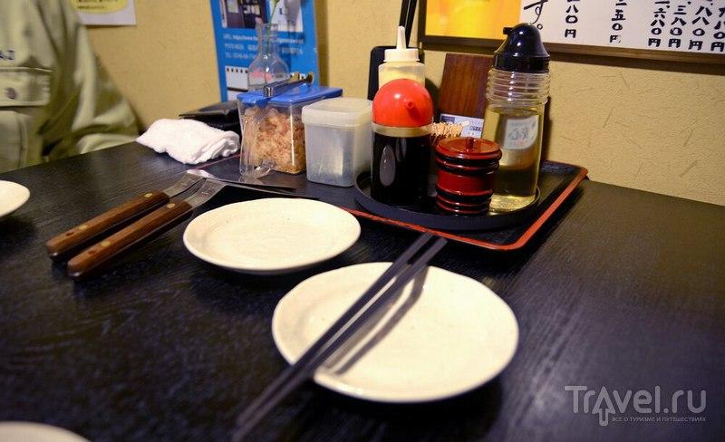 Окономияки - жарь то, что ты хочешь / Япония