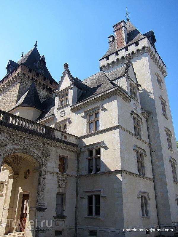 Замок По (Château de Pau) / Фото из Франции
