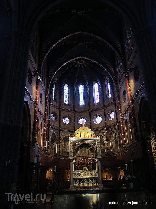 Церковь Св.Мартина (Église Saint-Martin) / Фото из Франции
